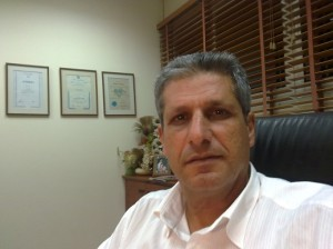 """משה יחזקאל, יו""""ר ארגון מנהלי רכש ולוגיסטיקה בישראל, צילום: יח""""צ"""