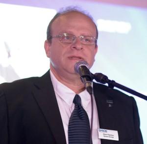 "אורן פליישר, מנכ״ל אפסון ישראל, צילום: יח""צ"
