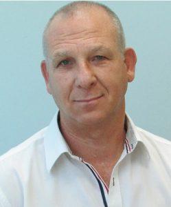 רפי הופמן, סמנכל ומנהל חטיבת הסאפ בנס
