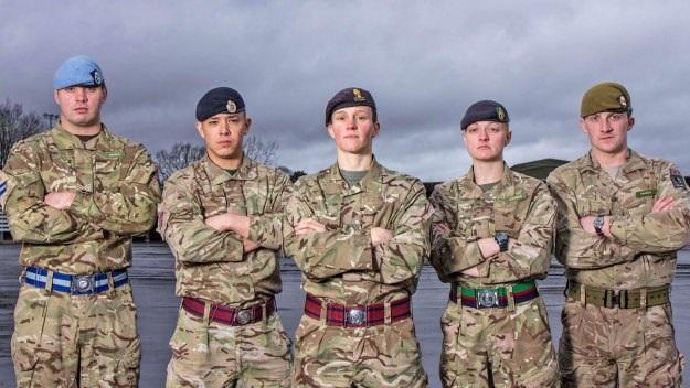 rh british army 2