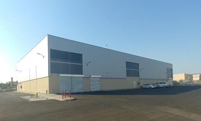 מפעל נטורל קייקס החדש בנתיבות