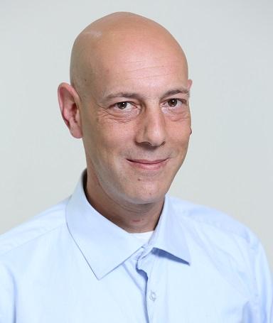 """ארנון דים, סמנכ""""ל מכירות בחברת SAP ישראל, צילום: אורן אגמי"""