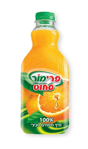מיץ תפוזים סחוט פרימור 2 ליטר (2)